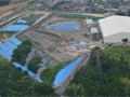 廃棄物土の掘削・選別<p>第RD-3号 旧産業廃棄物最終処分場二次対策工事</p>