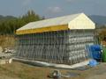焼却施設解体システム