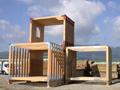 木造ユニット建築 j.Podシステム
