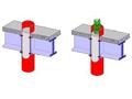 コンクリート充填鋼管造「CFT造」 鉄筋入りCFT造「CFT-R造」