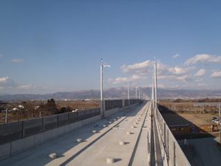 北海道新幹線、戸切地川橋りょう他工事