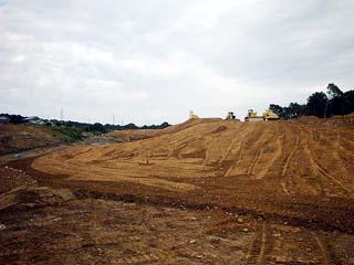 浜北B工区整地(その2)工事