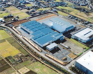 大和紙器(株)神奈川工場