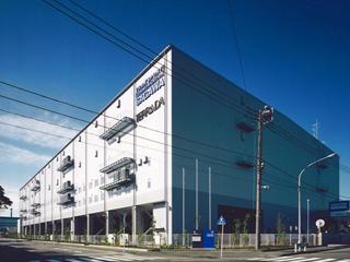 横浜福浦物流センター