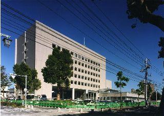 周南総合庁舎
