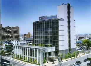 岩倉市庁舎