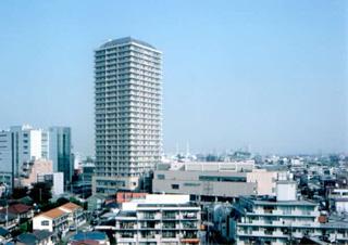 大泉学園駅前再開発II街区超高層棟
