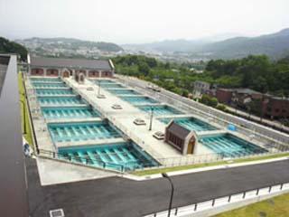 浄水施設等整備事業 蹴上浄水場低区配水池改良工事