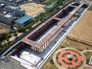 大和川下流流域下水道今池水みらいセンター 3-2系水処理施設土木工事(その2)