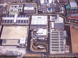 新尼崎浄水場東工区築造工事その2