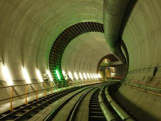 東京都勝島ポンプ所流入管渠その1・その2・その3及び二次覆工工事