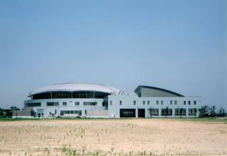 佐屋町親水公園総合体育館