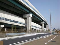 第二京阪道路 三ツ島東工事