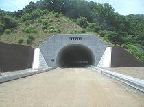 美浜東バイパス 佐田トンネル工事