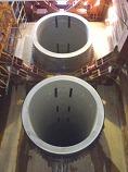 桜町排水区浸水対策貯留管工事